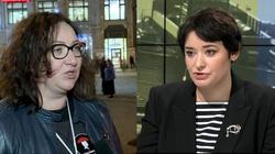 Żukowska kpi ze ,,Strajku Kobiet'': Rząd podał się już do dymisji po Waszym ultimatum? - miniaturka