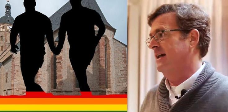 Ochrzcił dziecko pary homoseksualnej, teraz będzie mianował biskupów - zdjęcie
