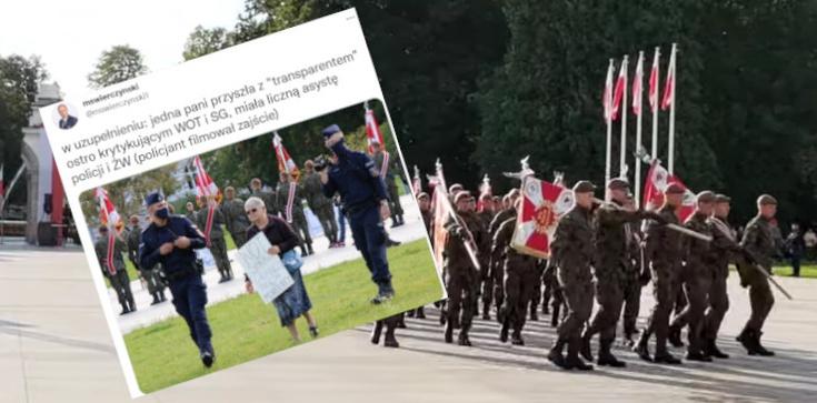 ,,Mordercy''. Babcia Kasia w obrzydliwy sposób atakuje polskich żołnierzy  - zdjęcie