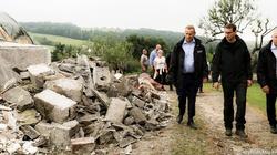 Nawet 200 tys. na odbudowę domu. Premier zapowiada ogromną pomoc dla mieszkańców Librantowej - miniaturka