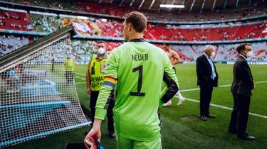 """,,Waldstadion pozostanie kolorowy!"""". Niemcy odpowiadają na stanowisko UEFA - miniaturka"""