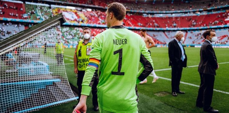 """,,Waldstadion pozostanie kolorowy!"""". Niemcy odpowiadają na stanowisko UEFA - zdjęcie"""
