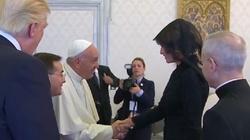 O co Pierwsza Dama USA poprosiła papieża Franciszka? - miniaturka