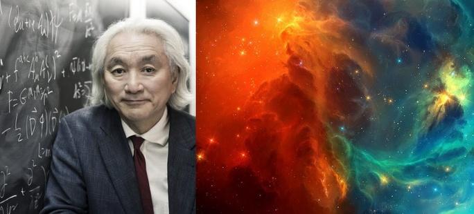 Fizyk teoretyczny dr Kaku: Świat jest stworzony przez Boga