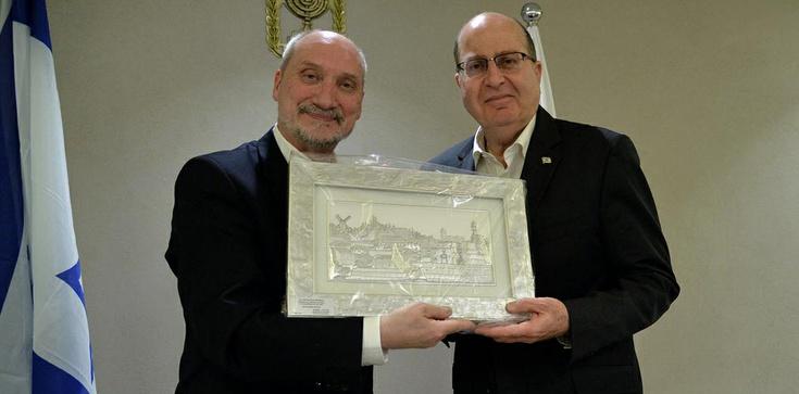 Minister obrony narodowej w Izraelu - zdjęcie