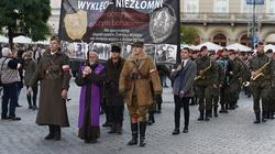 VI Krakowskie Zaduszki za Wyklętych. ZOBACZ ZDJĘCIA - miniaturka