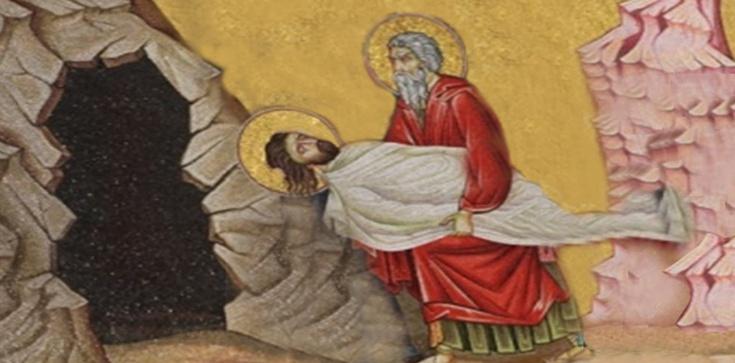 Tajemnicza postać Józefa z Arymatei - zdjęcie