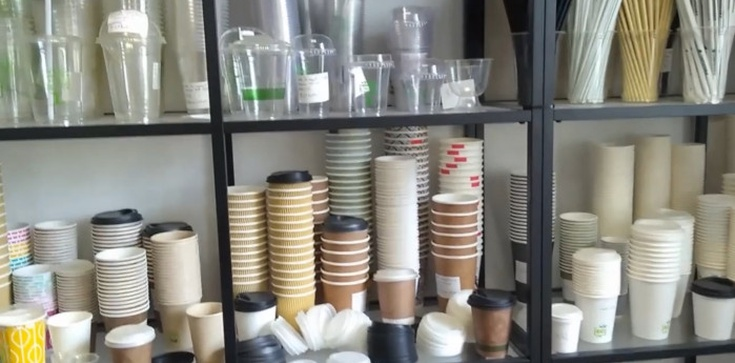 Udostępnij to ostrzeżenie na FB! Trujące chemikalia w jednorazowych naczyniach - zdjęcie