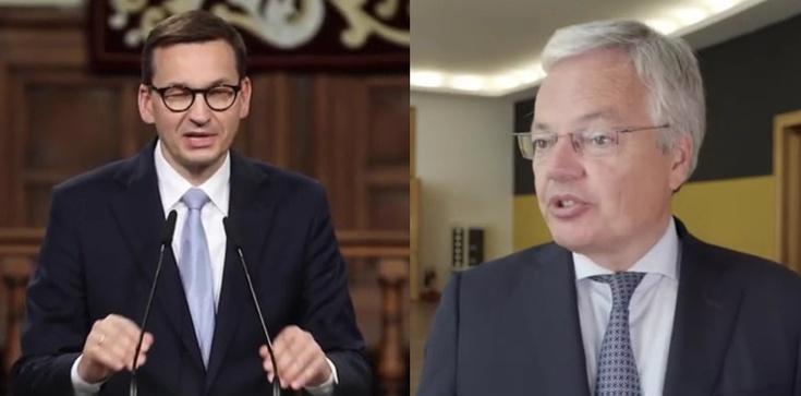 Premier wniosku nie wycofa! Mateusz Morawiecki odpowiada na żądania KE  - zdjęcie