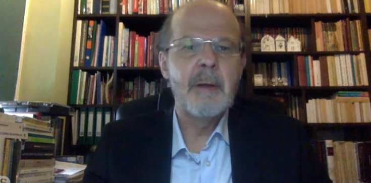 Prof. Jabłoński: JPII stał się ofiarą gier politycznych - zdjęcie