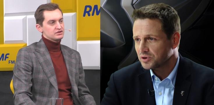 Trzaskowski oczernia PiS. Kaleta: Jak Panu nie wstyd? - zdjęcie