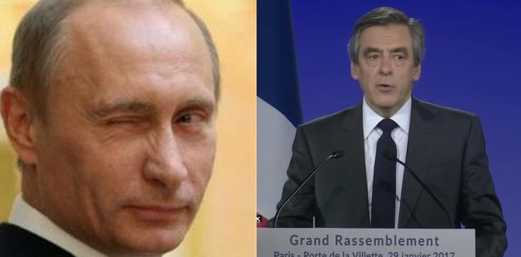 Francusko-rosyjskie ,,ocieplenie''? Były premier Francji w zarządzie rosyjskiego koncernu - zdjęcie