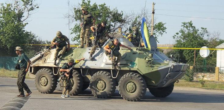 Niepokojące doniesienia ukraińskiego wywiadu. Rosjanie planują krwawe prowokacje w Donbasie - zdjęcie