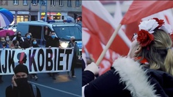 Strajk Kobiet chce przejąć trasę Marszu Niepodległości? Do ratusza wpłynął wniosek   - miniaturka