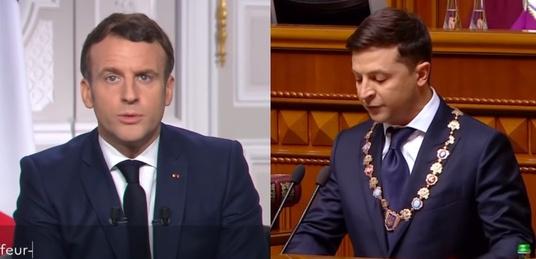 Macron dezerteruje? Francuskie media: Francja nie chce prowokować Moskwy - miniaturka