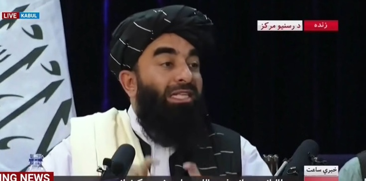 Rzecznik talibów: Zachód nie powinien ingerować w nasze sprawy - zdjęcie