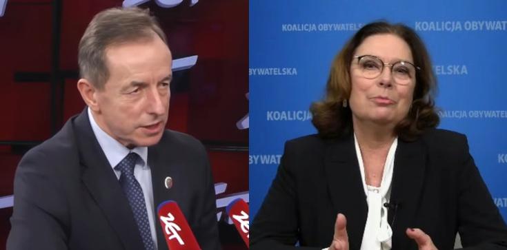 Grodzki i Kidawa-Błońska awansowali. Weszli do ścisłego kierownictwa KO - zdjęcie