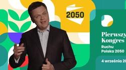 Pierwszy kongres ruchu Polska 2050. Co przygotował Hołownia? - miniaturka