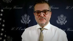 Bix Aliu: Polska jest dla USA wspaniałym partnerem - miniaturka
