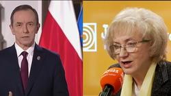 Grodzki zabiera głos ws. TK. Prof. Grabowska: O prawie wie niewiele. Należałoby się nie ośmieszać  - miniaturka