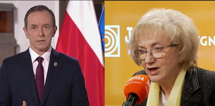 Grodzki zabiera głos ws. TK. Prof. Grabowska: O prawie wie niewiele. Należałoby się nie ośmieszać  - zdjęcie