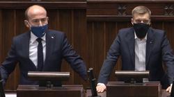 Budka w Sejmie atakuje Lewicę. Zandberg ripostuje: Marnujecie życie przyszłych pokoleń! - miniaturka
