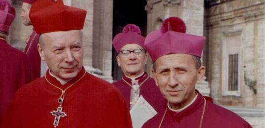 Dlaczego prymas nie chciał zostać papieżem?  - miniaturka