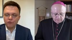Hołownia atakuje biskupów: ,,Mają na sumieniu tych, którzy się nie zaszczepią'' - miniaturka
