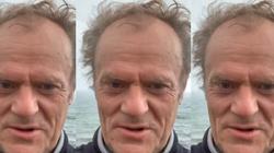 Coach opozycji w akcji! Tusk motywuje wyborców na Instagramie - miniaturka