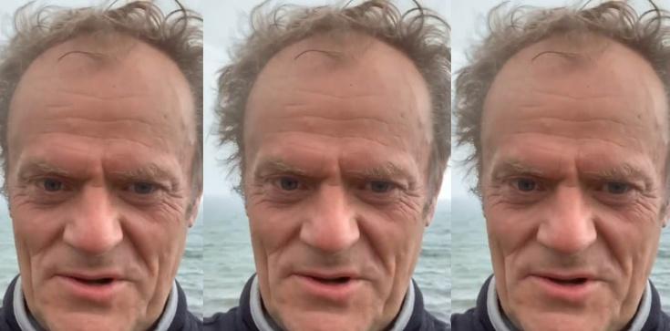 Coach opozycji w akcji! Tusk motywuje wyborców na Instagramie - zdjęcie