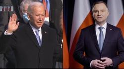 Prezydent Andrzej Duda pogratulował Joe Bidenowi  - miniaturka