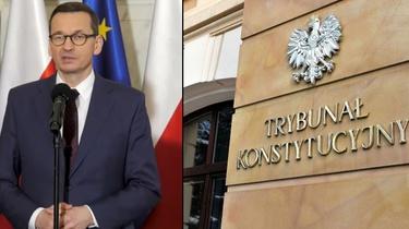 Znamy szczegóły wniosku premiera do TK! Chodzi o wyższość prawa unijnego  - miniaturka