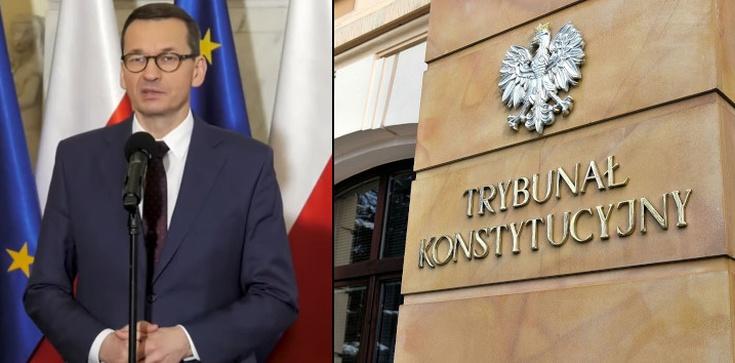 Znamy szczegóły wniosku premiera do TK! Chodzi o wyższość prawa unijnego  - zdjęcie