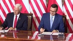 Premier Morawiecki spotkał się z wiceprezydentem USA. Ważna deklaracja ws. technologii 5G - miniaturka