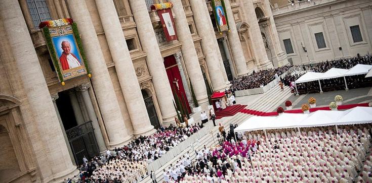Jan Paweł II: Bez Chrystusa człowiek nie może zrozumieć samego siebie!  - zdjęcie
