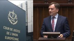 Rzecznik TSUE podważa uprawnienia szefa polskiego MS. Chodzi o delegowanie sędziów  - miniaturka