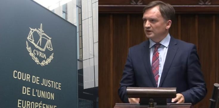 Rzecznik TSUE podważa uprawnienia szefa polskiego MS. Chodzi o delegowanie sędziów  - zdjęcie