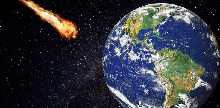 Polska w strefie zniszczenia. NASA pokazała symulację uderzenia asteroidy  - zdjęcie