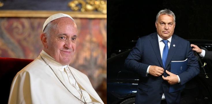 Franciszek rozpoczął swoją krótką wizytę na Węgrzech - zdjęcie