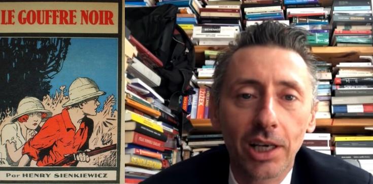 Czarnecki: Polowanie na Sienkiewicza, czyli lewak vs. Staś Tarkowski - zdjęcie