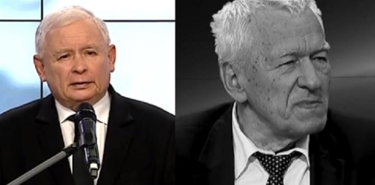 Jarosław Kaczyński: Kornel Morawiecki- człowiek niezłomny - zdjęcie