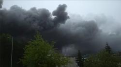 Pilne! Wybuchł pożar w Elektrowni Bełchatów   - miniaturka