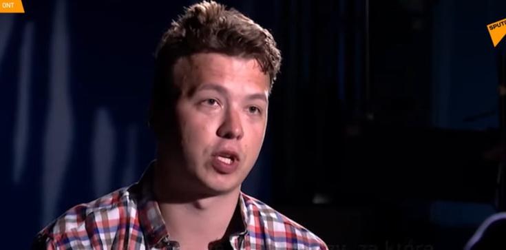 Pratasiewicz wspomniał o nim w wywiadzie. Białoruski politolog musiał uciec w kraju - zdjęcie