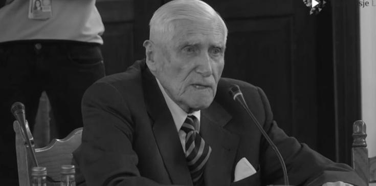 ,,Człowiek, który zawsze walczył o Polskę''. W Warszawie pożegnano prof. Witolda Kieżuna - zdjęcie