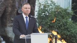Prezydent oddał cześć Powstańcom. ,,Wszystko zaryzykowali dla wolności'' - miniaturka