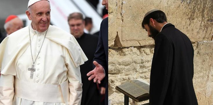 ,,Times of Israel'': Żydzi cieszą się z ograniczenia przedsoborowej liturgii w Kościele  - zdjęcie
