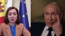 ,,Koniec rządów złodziei''. Putin traci Mołdawię? - miniaturka