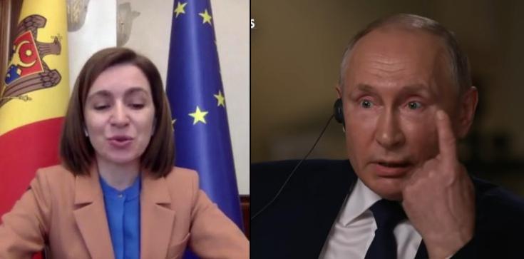 ,,Koniec rządów złodziei''. Putin traci Mołdawię? - zdjęcie