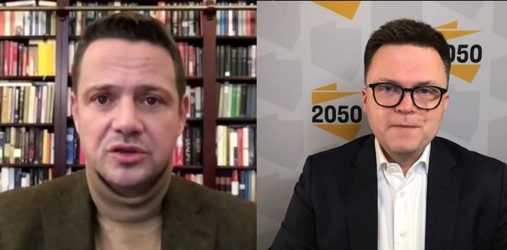 Trzaskowski uderza w Hołownię: Chciał zmienić politykę, polityka zmieniła jego - zdjęcie