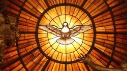 On zaś, gdy przyjdzie, przekona świat o grzechu, o sprawiedliwości i o sądzie - miniaturka
